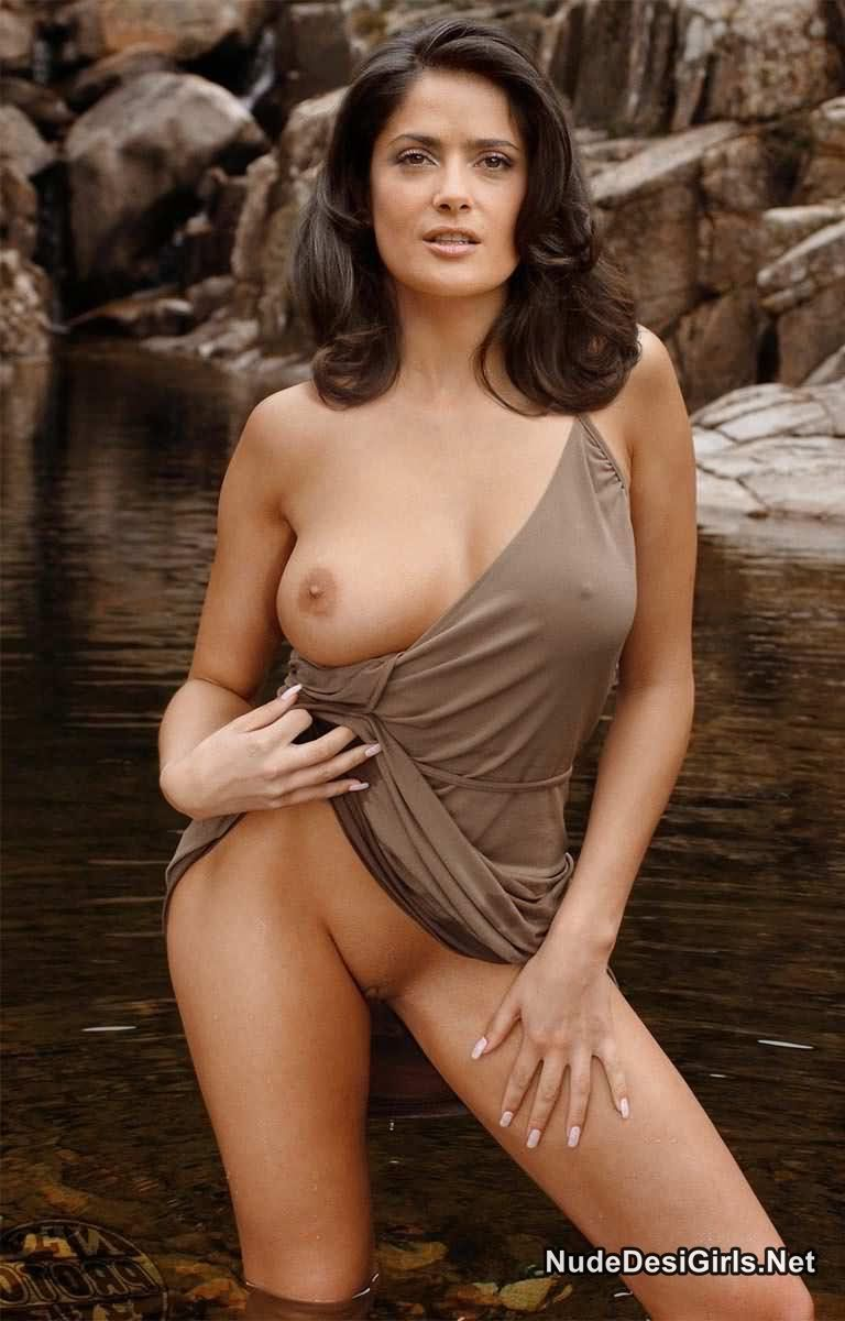 salma hayek private sex