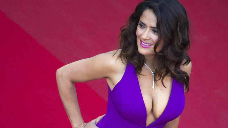 Salma Hayek Women Earn More Than Male Actors Only In Porn