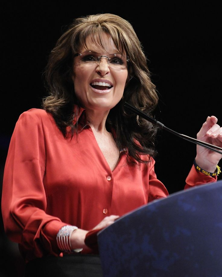 Sarah Palin Cpac Speech Drowns Out Occupy Protesters