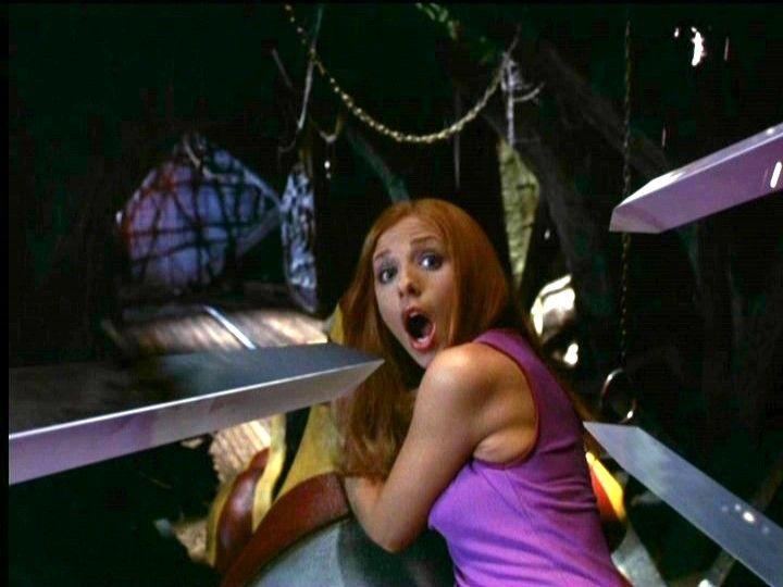 Scooby Doo Daphne Doo Titles Scooby Doo Names Sarah Michelle Gellar
