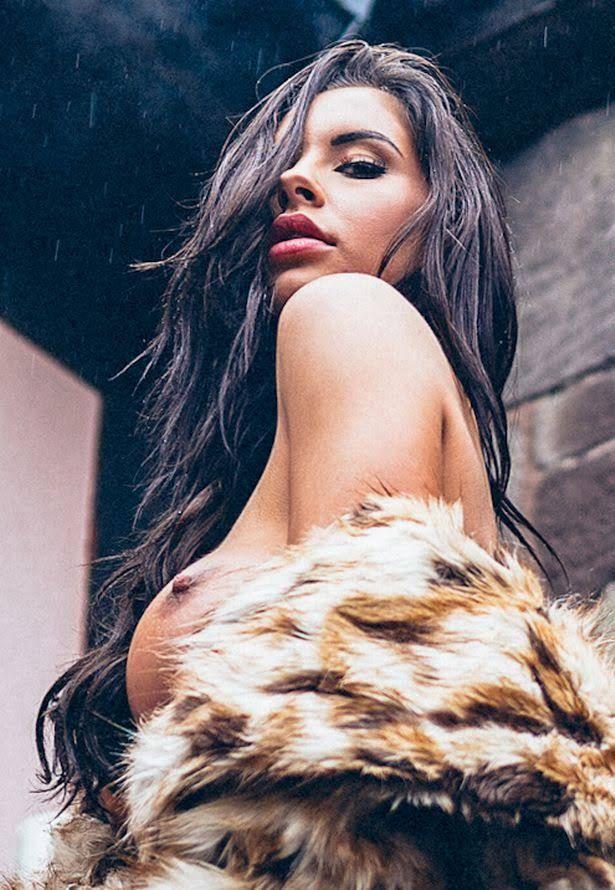 Sexy Photos Nude Model Magazine Jessica Shears Instagram Celebrity