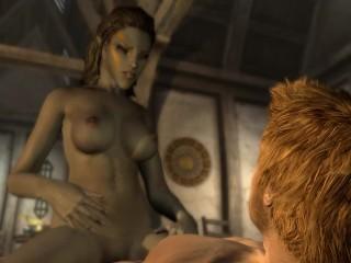 Skyrim Immersive Porn Episode 23