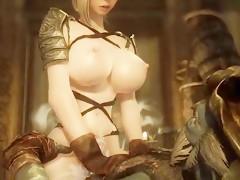 Skyrim Immersive Porn Episode Cartoon Porn 1