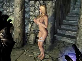 Skyrim Sex Play