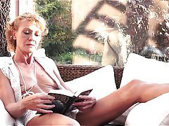 Slim Hairy Granny And Young Boy Blowjob Facial Granny Hairy