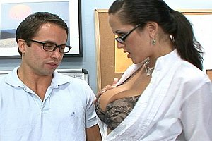 Slowly Penetrating Into Teachers Pussy Watch Porn For Free