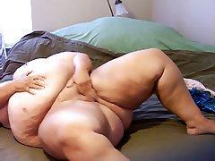 Ssbbw Short Masturbation Clip Amateur Big Boobs Masturbation