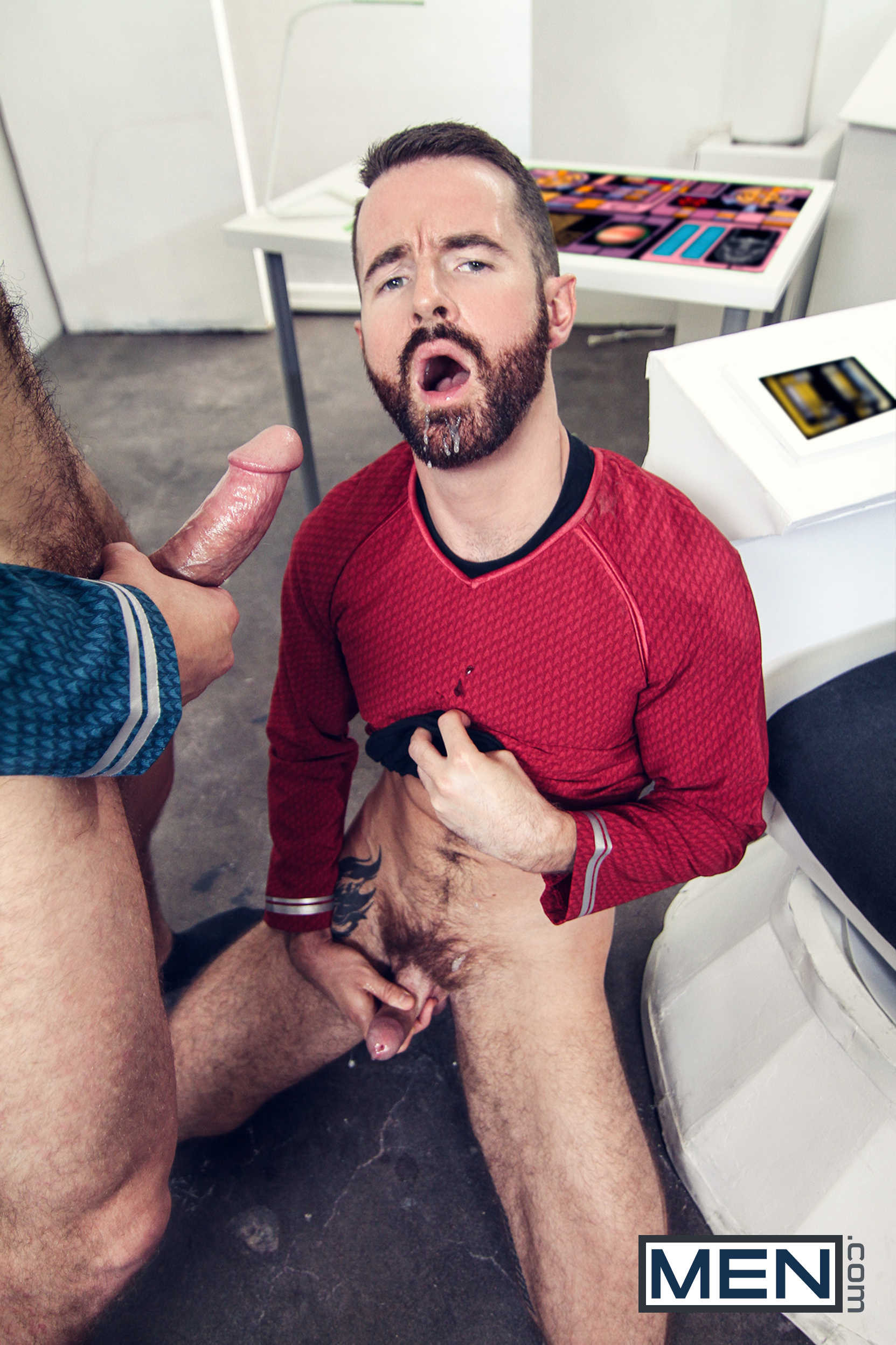 Star Trek Male Porn Star Trek A Gay Parody Part 1
