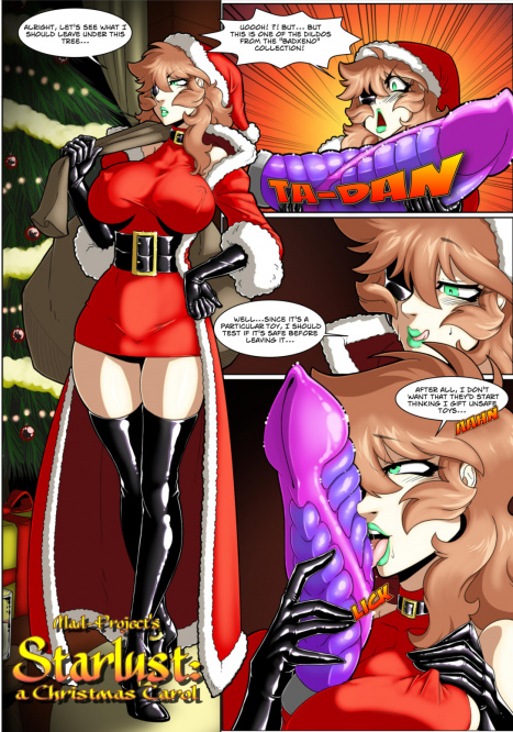 Starlust A Christmas Carol Porn Comic Cartoon Porn Comics On Others