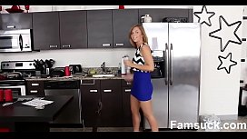 Step Sister Gives Brother A Hand With Fleshlight Free