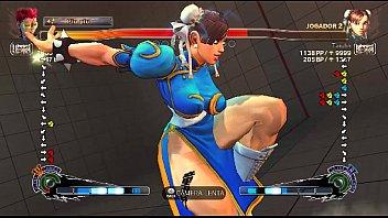 Street Fighter Chun Li Naked Mod Sexy Mod 2