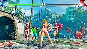Street Fighter Chun Li Naked Mod Sexy Mod