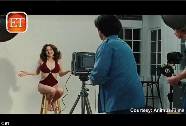 Stripping Off The Actress Plays Tragic Porn Star Linda Lovelace