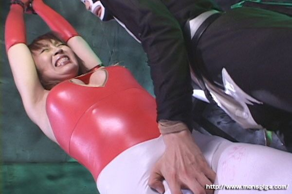 Super Heroine Bondage Japanese Asian Superheroine Peril Bondage Porn