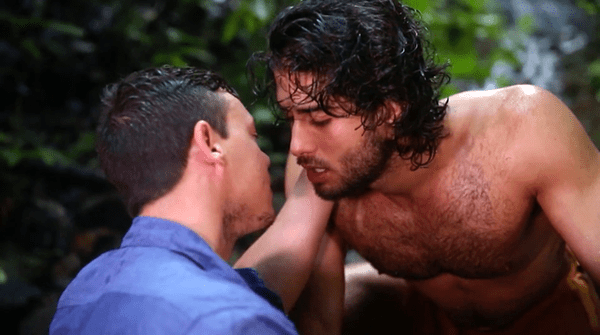 Tarzan Gets A Gay Adult Film Parody Watch Towleroad