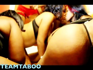 Team Taboo Diamonds Gone Wild Ebony Female Rappers And More Go Wild