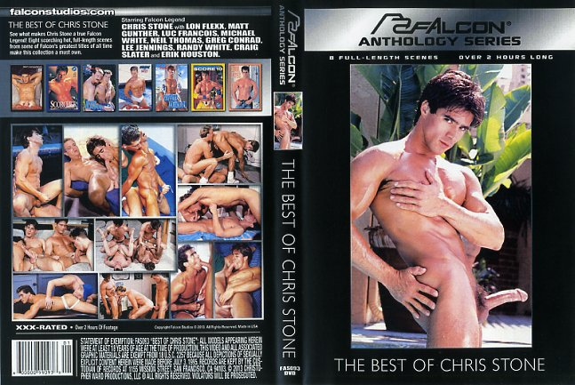 The Best Of Chris Stone Falcon Anthology Gay Porn Dvd