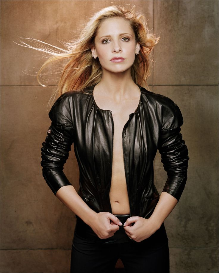 The Gorgeous Sarah Michelle Gellar From Buffy Scooby Doo And Grudge