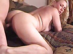 The Hottest Amateur Cougar Mature Milf Doggystyle Big Boobs Blonde Hardcore Mature Milf