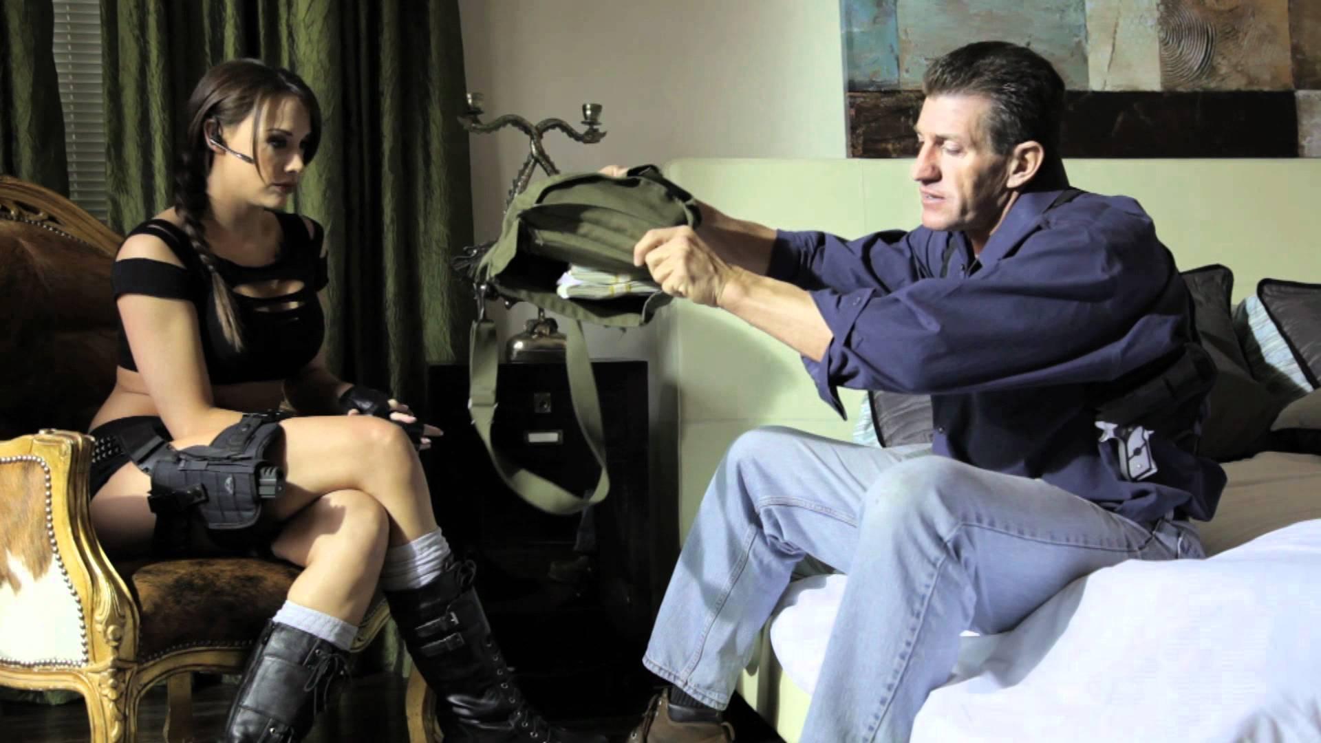 Tomb Raider An Exquisite Films Parody 1