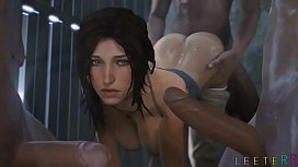 Tomb Raider Lara Croft In Trouble 3
