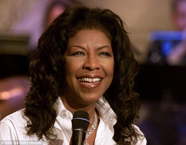 Tragedy Natalie Cole Above In December Has Passed Away At The Age