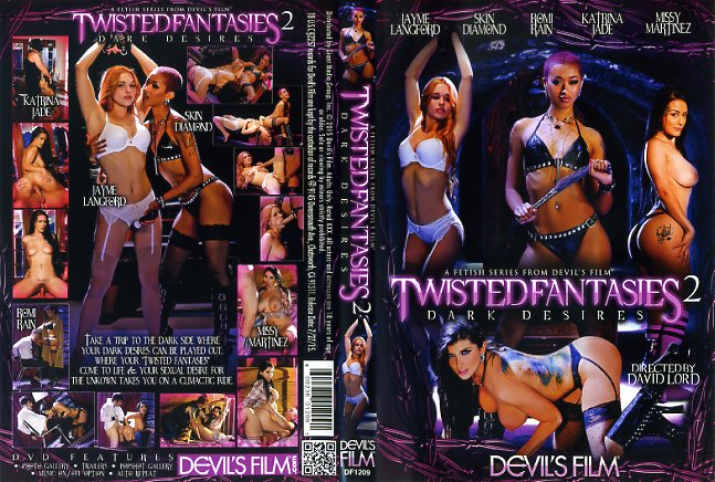 Twisted Fantasies Dark Desires Devils Films Porn Dvd