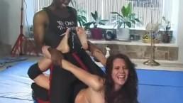 Vanessa Harding Wrestling Instructor