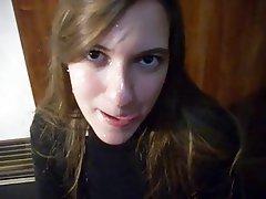 Vid Sexybeloved Blowjob And Facial Amateur Blowjob Cumshot Facial