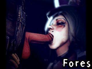Videogame Animated Compilation Bioshock Borderlands Tomb Raider 1