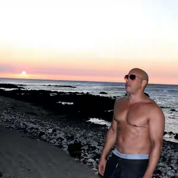 Vin Diesel Appears Shirtless Proves He Definitely Doesnt Have A Dad Bod And Teases Movie Sequel Again