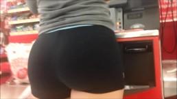Volleyball Shorts Ass Teasing 2