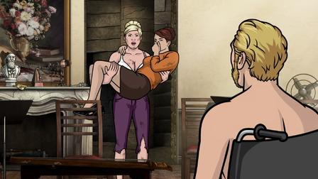 Watch Archer Vice House Call Episode Of Season