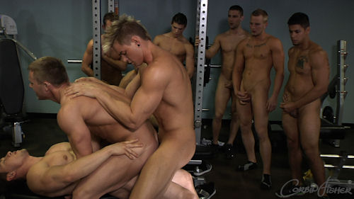 Who Was Your Favorite In The Workout Men Of Porn