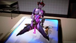 Widowmaker Trap Full Hentai Uncensored