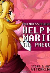 Witchking Princess Peach Help Me Mario Porn Comics