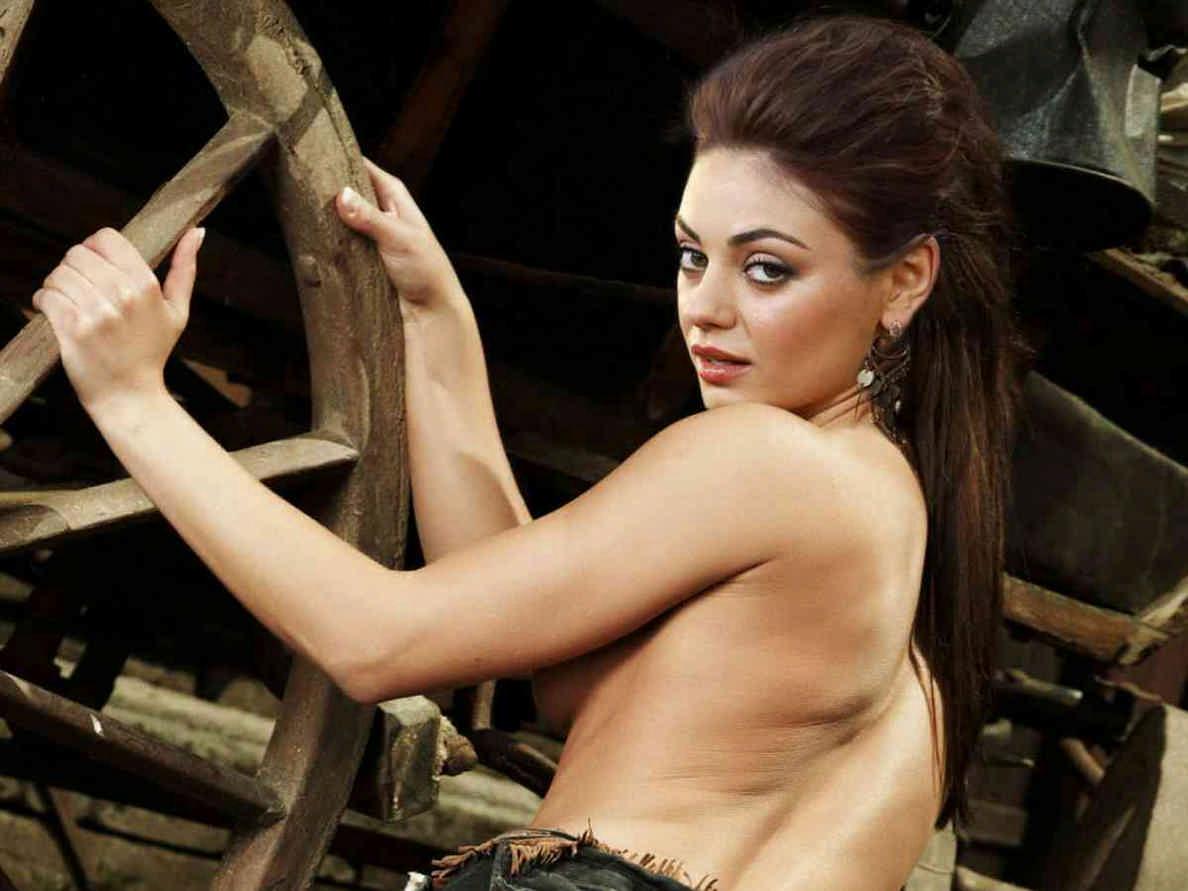 Xxx Mila Kunis Nude Photo Naked Boobs Pussy Porn Photos Picture