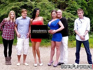 Xxx Porn Video Modern Families 5