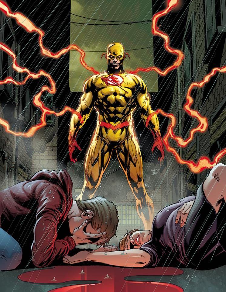 Xxx Reverse Flash Jason Fabok Comics Pinterest Reverse
