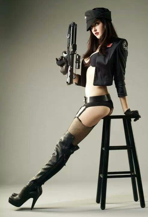 Zombie Killing Can Be Hot Pinterest